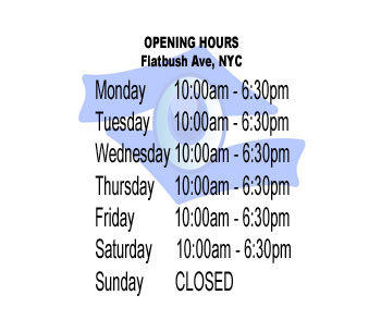 Schedule Flatbush Ave